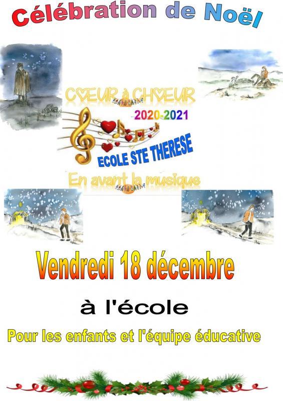 Celebration noel 2020 2021